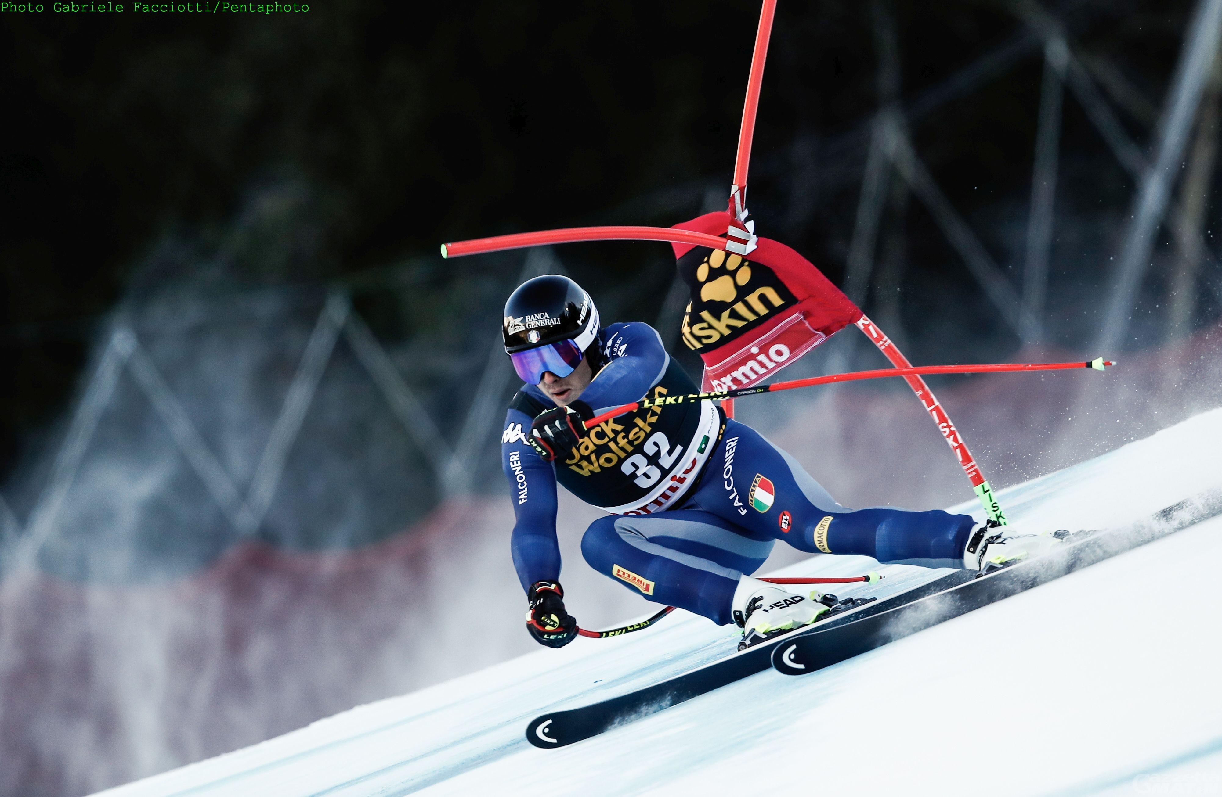 Sci alpino: Guglielmo Bosca gareggerà a Kitzbuehel