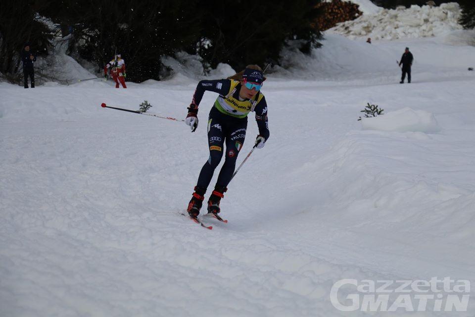 Biathlon: Michela Carrara confermata in Coppa del Mondo