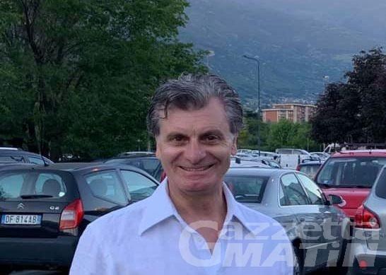 Aosta: la candidatura di Orlando Navarra per le comunali