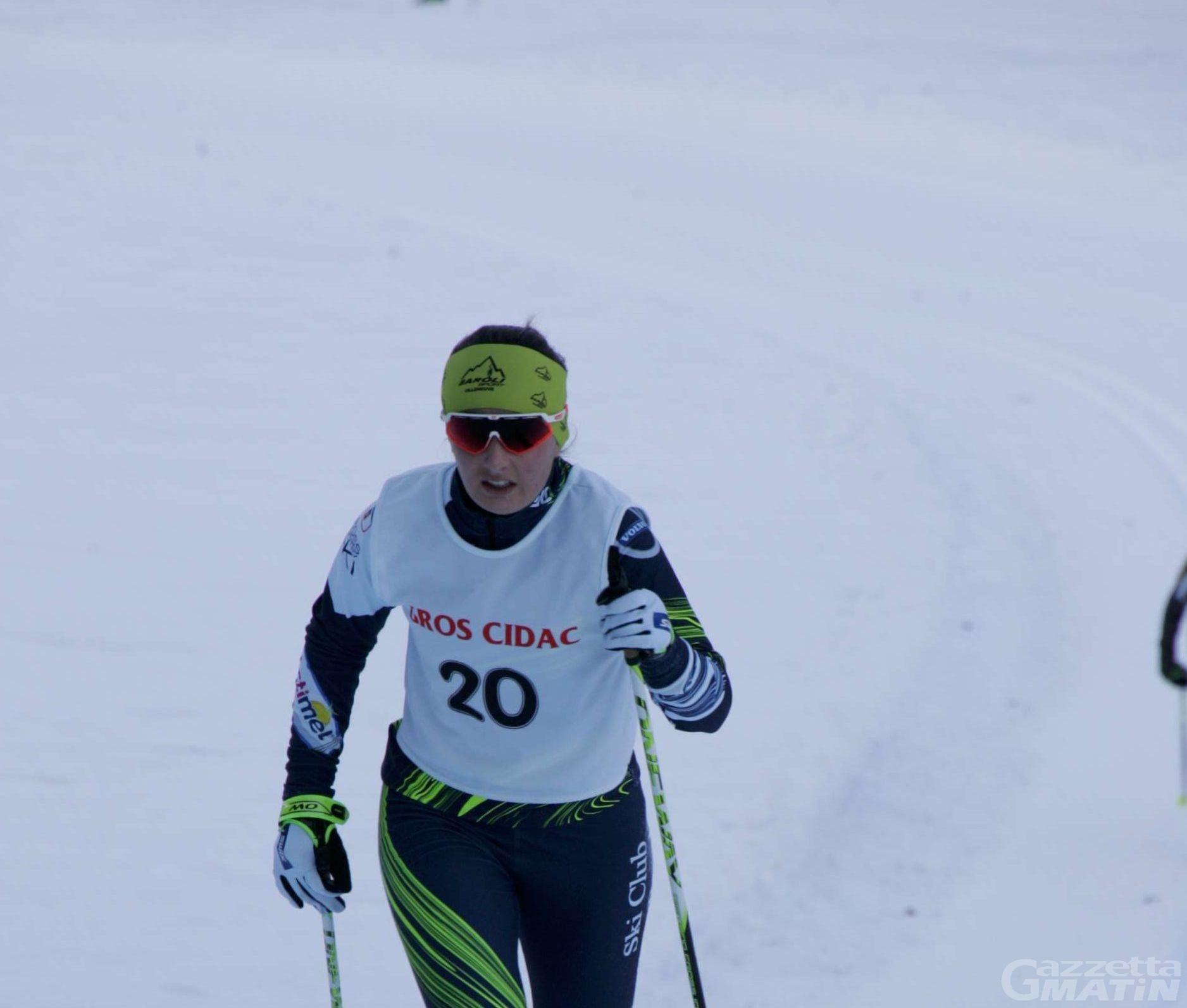 Sci nordico: Nayeli Mariotti Cavagnet sfiora il podio nello Skiri Trophy