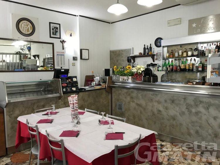 Aosta: rapina a mano armata nella pizzeria La Rotonda di Tonino Raso