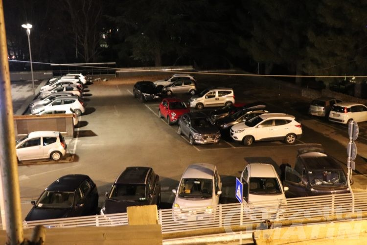 Parcheggio dei regionali: posto auto gratis sempre, ma nessuna violazione
