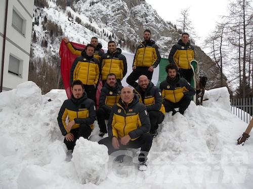 Tragedia in montagna: morto il maresciallo della Finanza Marco Musichini