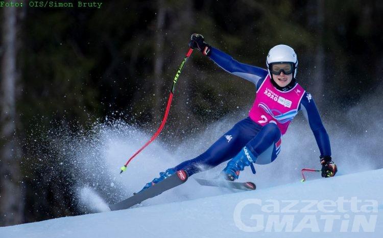 Olimpiadi Giovanili: Sophie Mathiou quinta in combinata