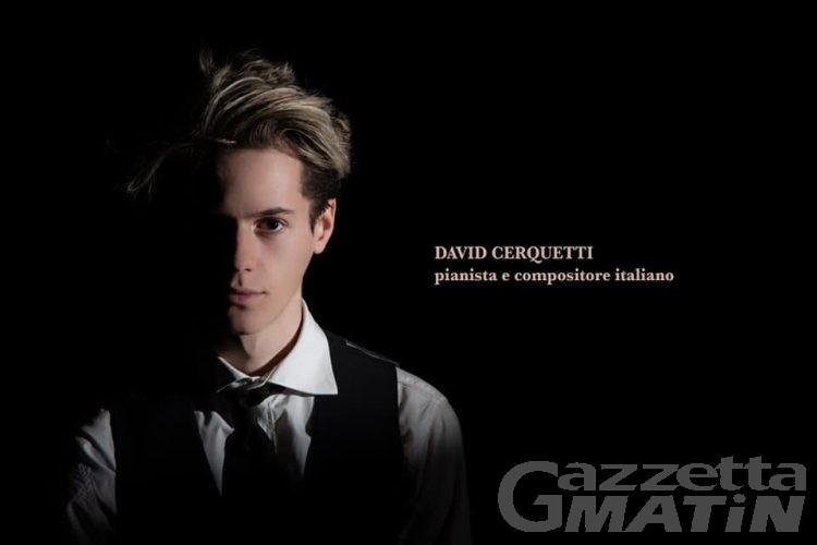 Milano Classica, David Cerquetti suona ai Crossover Friday