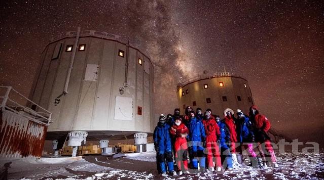 Astronomia e tecnologia ai confini del mondo, conferenza in biblioteca