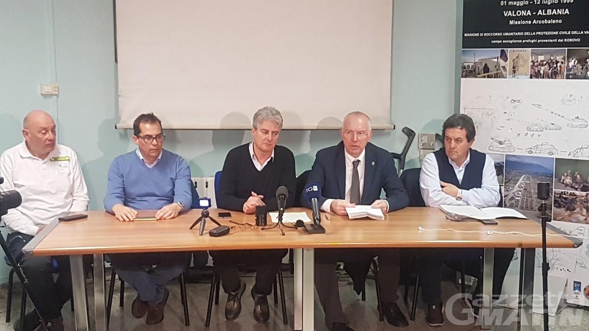 Emergenza Coronavirus, in Valle d'Aosta nessun provvedimento restrittivo