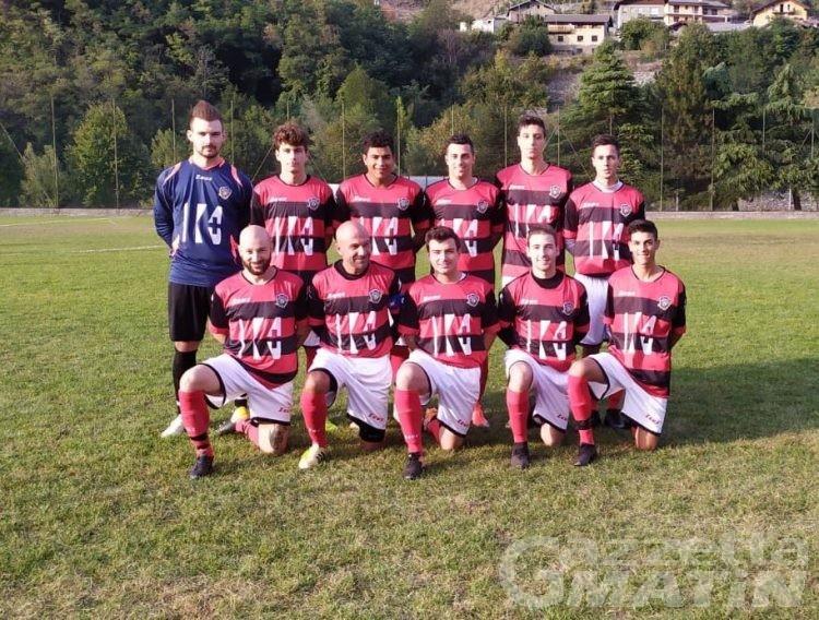 Calcio: Zlourhy trascina l'Aosta Calcio 511 nel derby