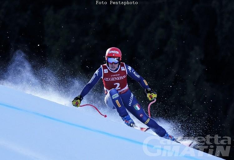 Sci Alpino: Brignone quinta a Garmisch Partenkirchen
