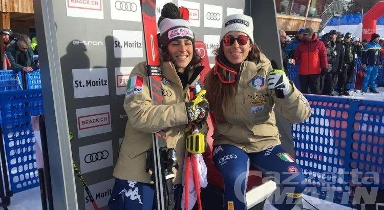 Sci alpino: Federica Brignone trionfa anche a Sochi