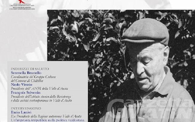100 anni fa nasceva Cesare Dujany, Vigneron dell'autonomia
