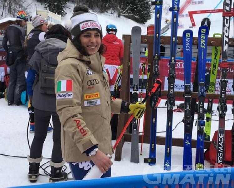 Coppa del Mondo La Thuile, Federica Brignone seconda: ci tenevo a vincere