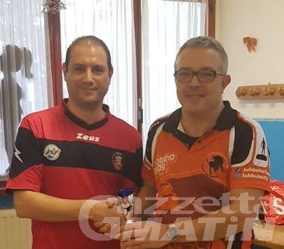 Subbuteo: Filippo Filippella ko in finale a Grugliasco