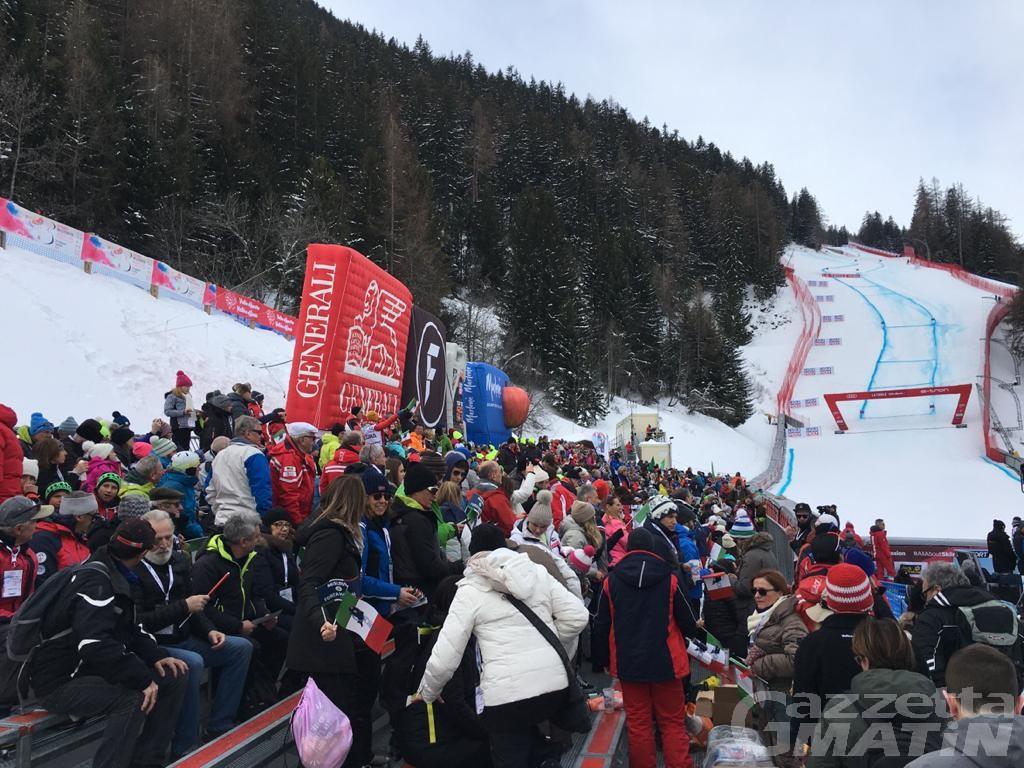 Coppa del Mondo: iniziata la grande festa sportiva a La Thuile (video)