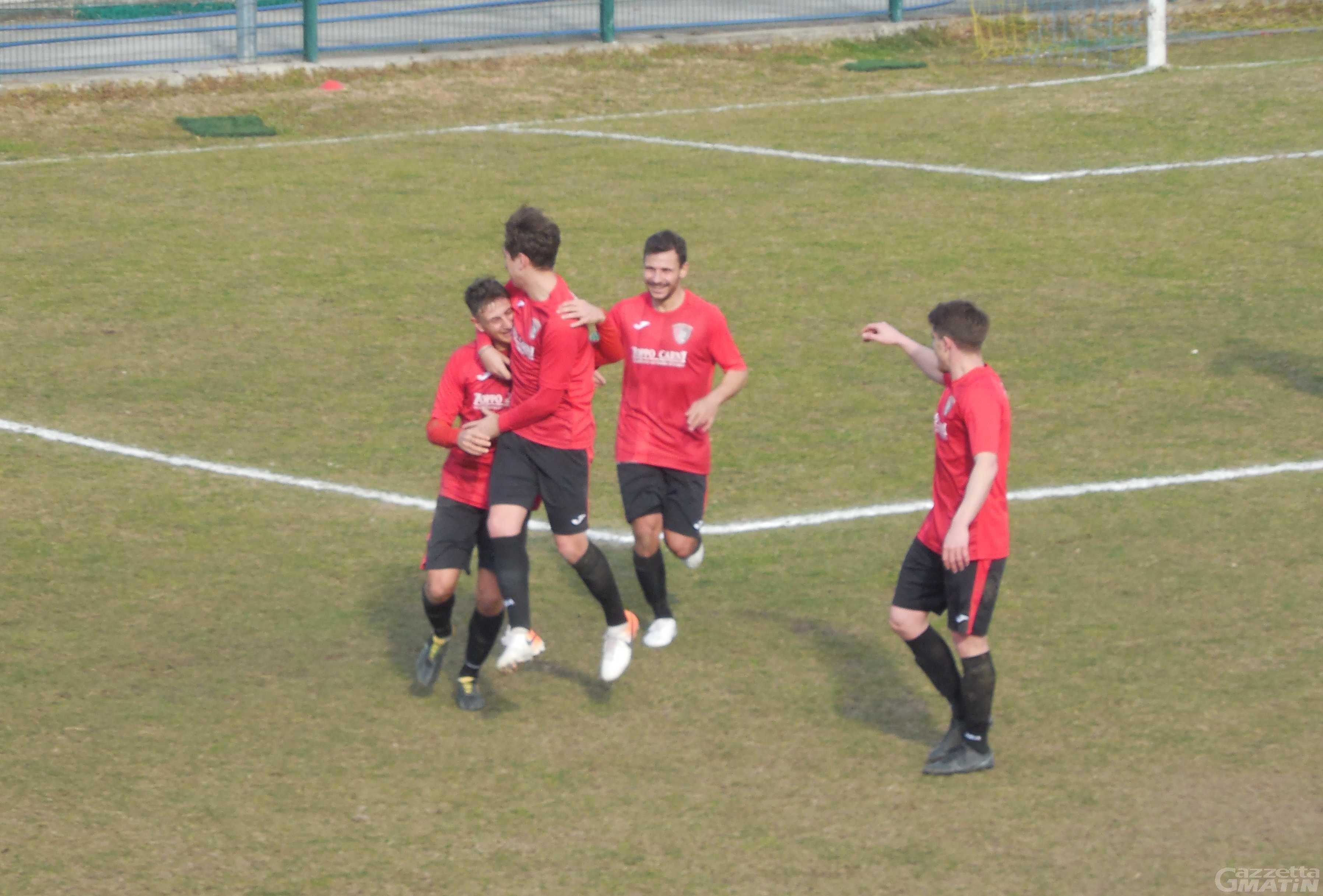 Calcio: l'Aygreville ritrova il sorriso in Eccellenza
