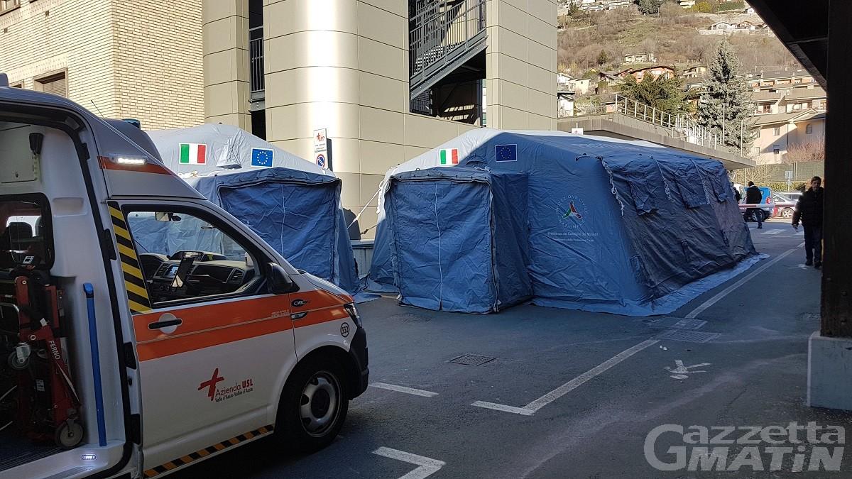 Coronavirus, Valle d'Aosta: nuovo caso sospetto, è un valdostano