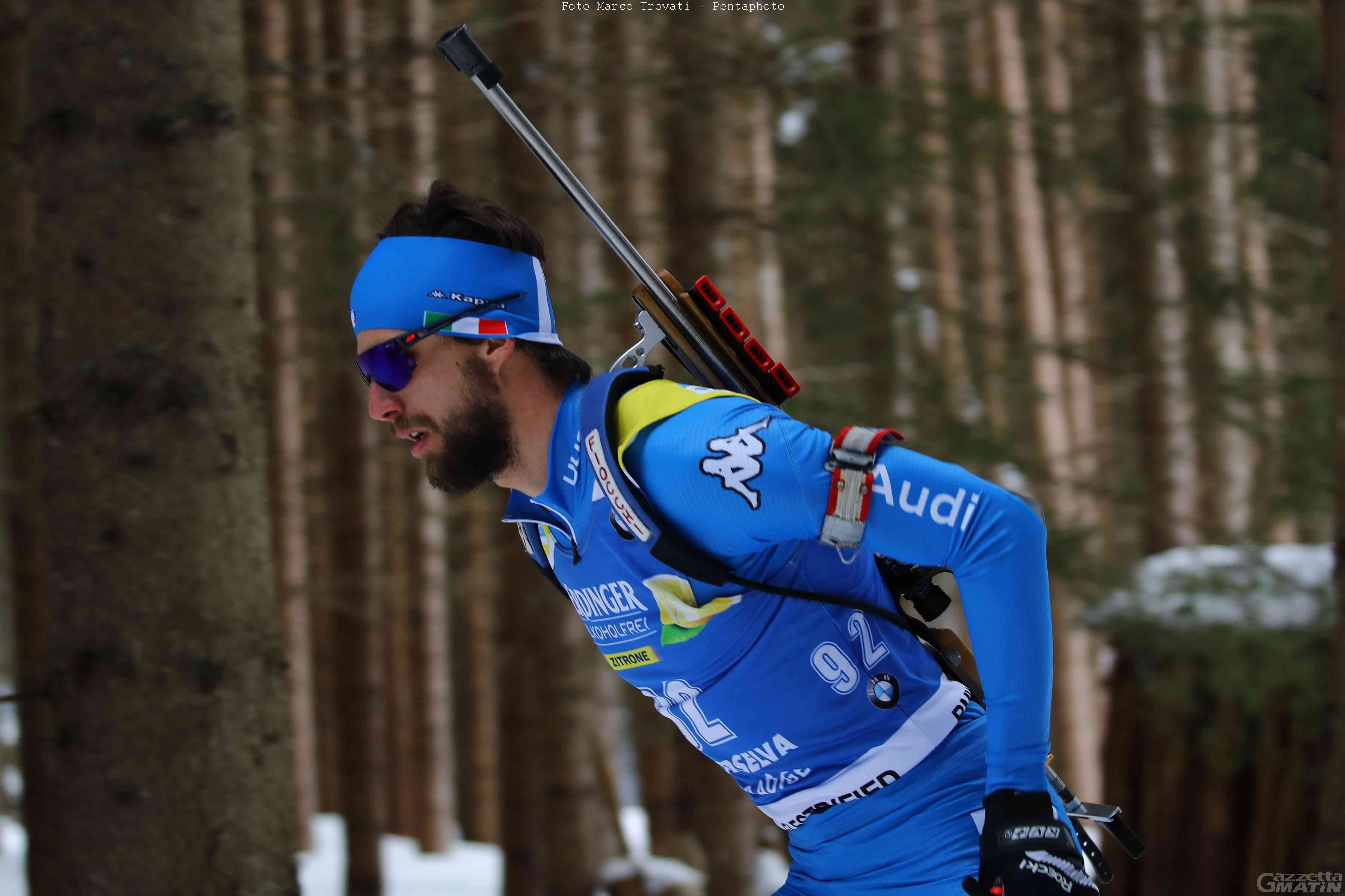 Biathlon: Thierry Chenal 60° nell'individuale iridata