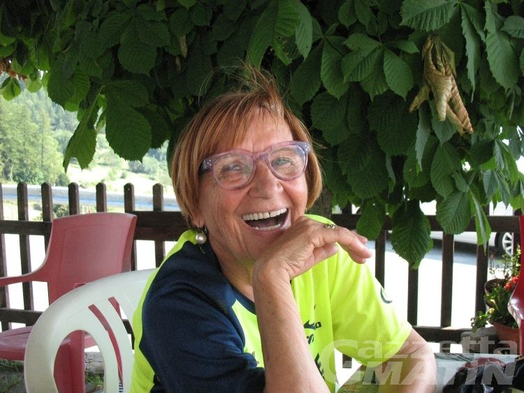 Lutto: oggi l'addìo alla professoressa Vilma Jacquin