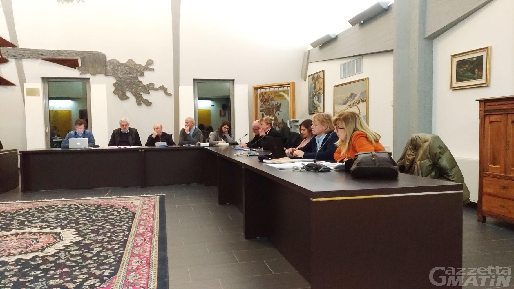 Saint-Vincent: il Consiglio toglie la fiducia al presidente Ciambi