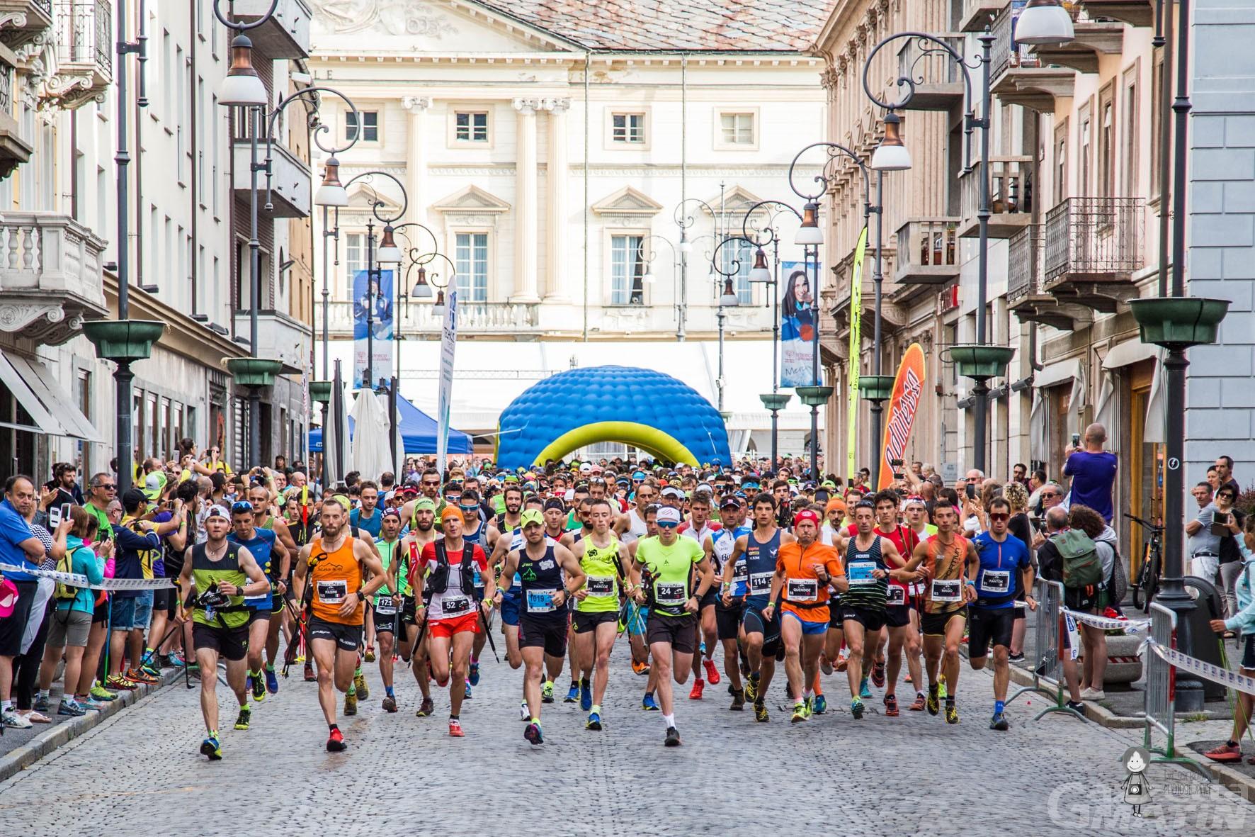 Sport: slittano le iscrizioni alla gara di corsa in montagna Aosta-Becca di Nona