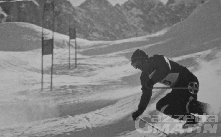 Gressoney: è morto Davide David, papà della grande promessa dello sci Leonardo