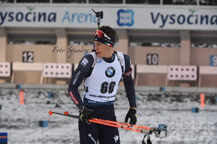 Biathlon: Didier Bionaz chiude la stagione con un 51° posto nell'inseguimento