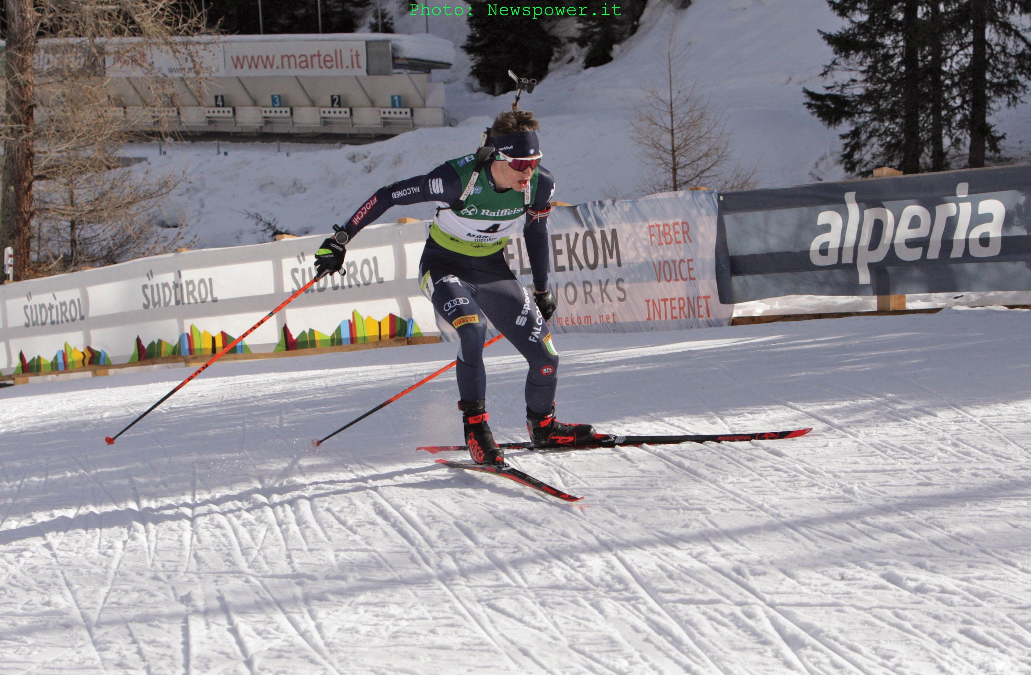 Biathlon: Didier Bionaz in evidenza in Coppa del Mondo