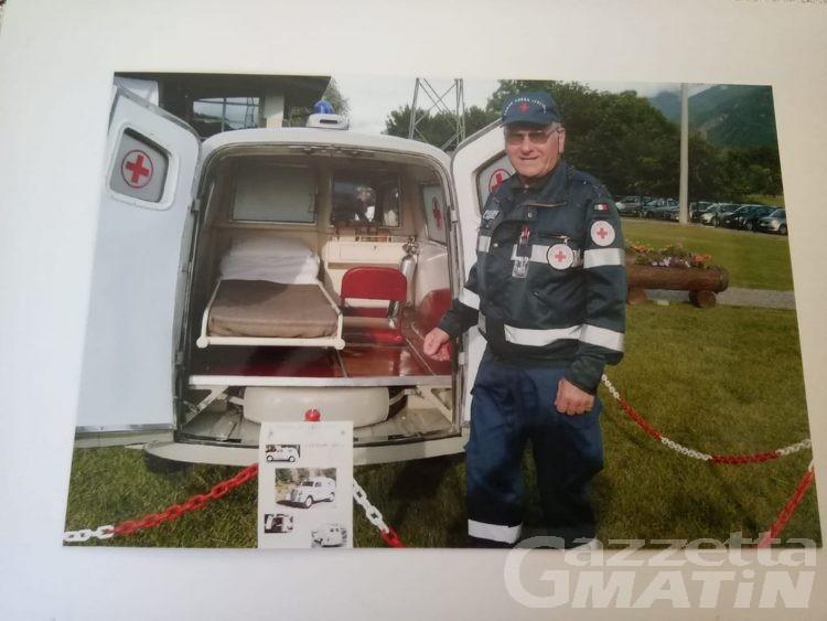 Saint-Vincent: è scomparso Maurizio Beatrisotti, per anni colonna portante della Croce Rossa locale