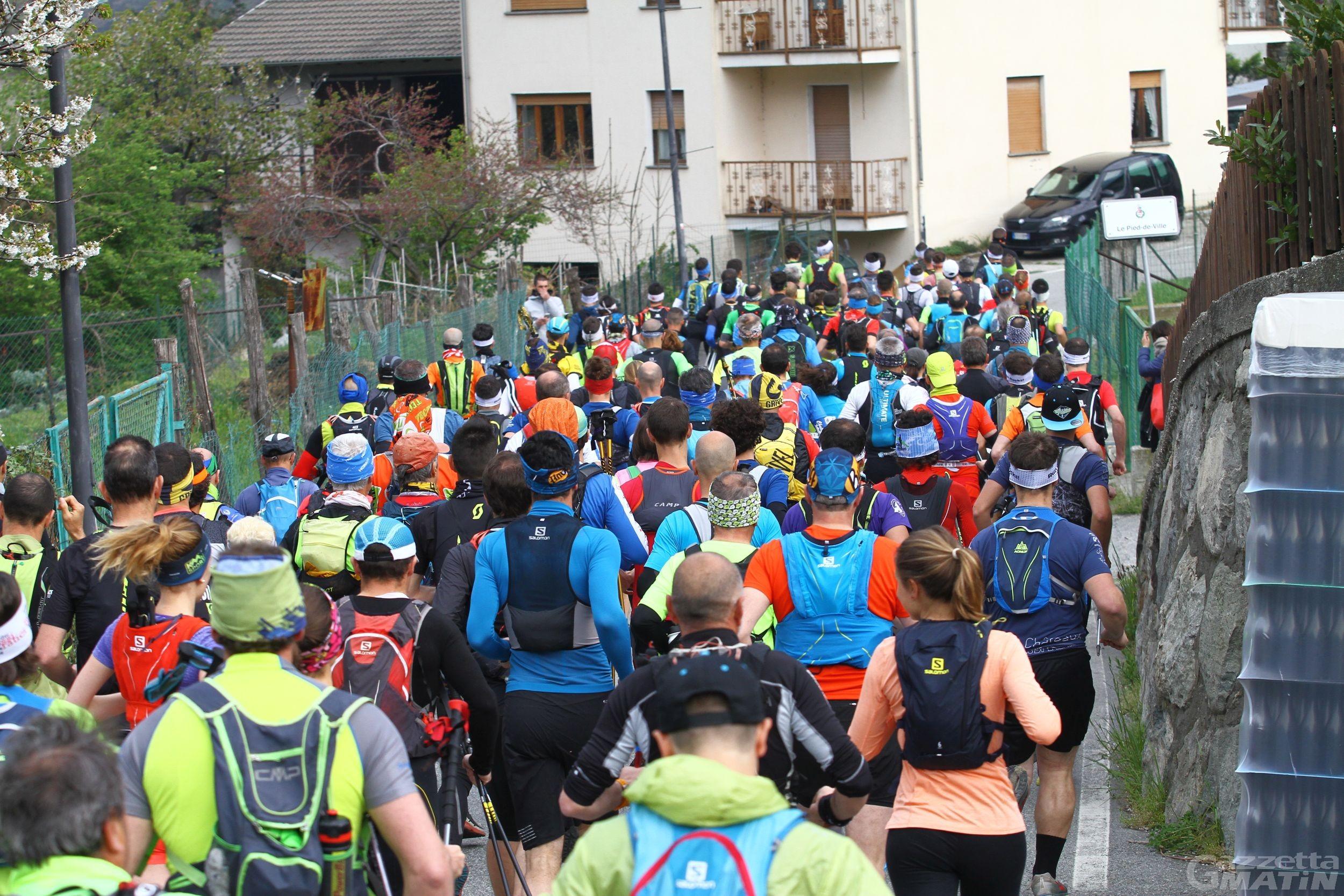 Trail: lunedì via alle iscrizioni al QuarTrail des Alpages