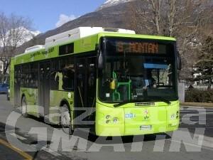 """Coronavirus, la Valle d'Aosta """"taglia"""" l'utilizzo di mezzi pubblici"""