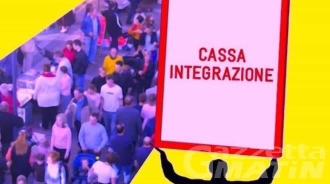 Crisi aziende, Valle d'Aosta: 3 milioni 233 mila euro per la cassa integrazione in deroga