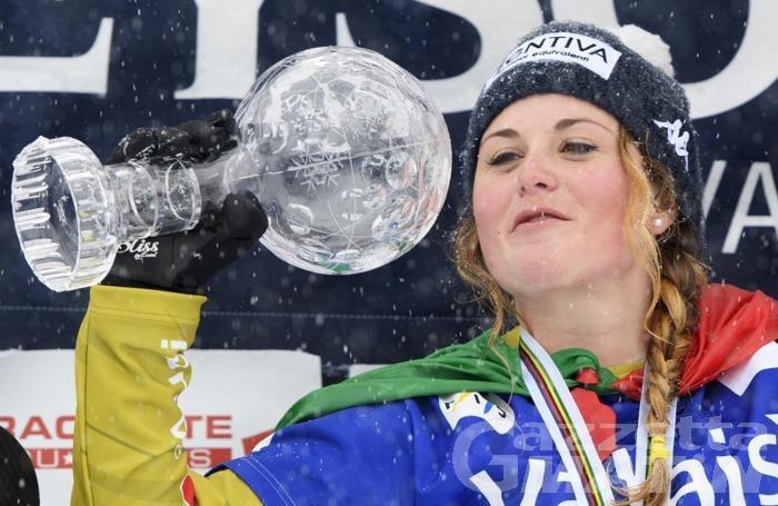 Snowboardcross: Michela Moioli si prende la Coppa