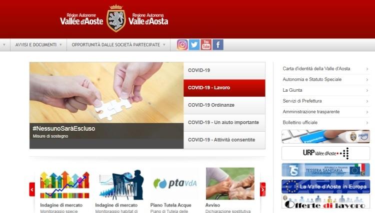 Coronavirus: #nessunosaràescluso, on line la sezione dedicata alle misure d'aiuto