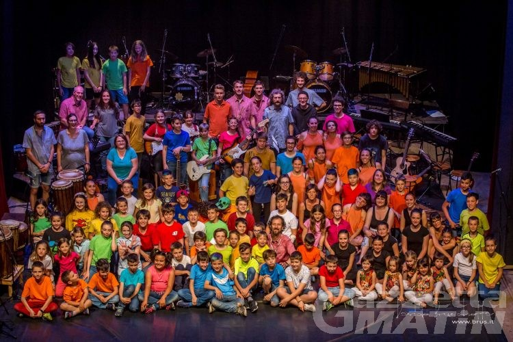 Flash mob: concerto online su Zoom del Cluster Ensemble SGMD