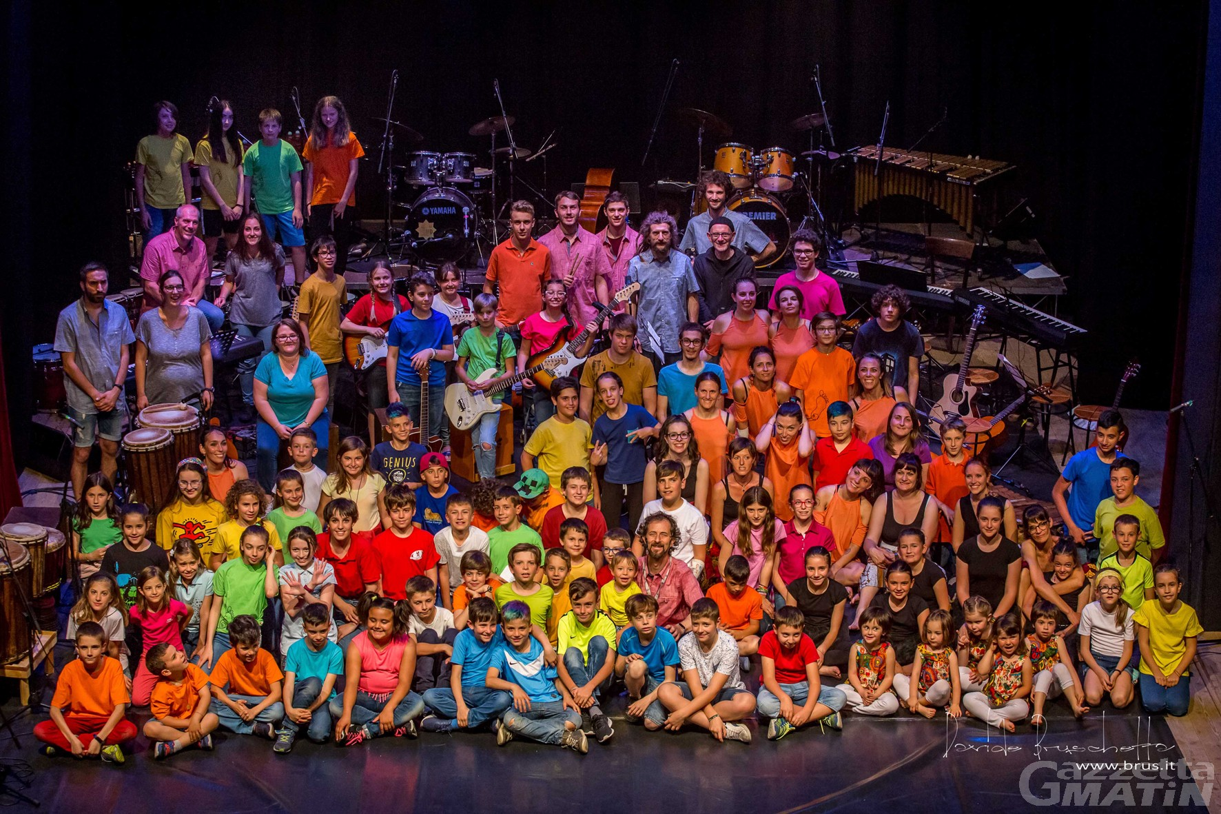 Flash mob: concerto online su Zoom del Cluster Ensemble SGMD