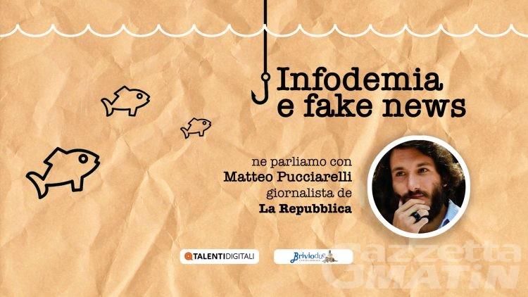Fase 2: a #EventiDigital  su YouTube Infodemia e Fake news