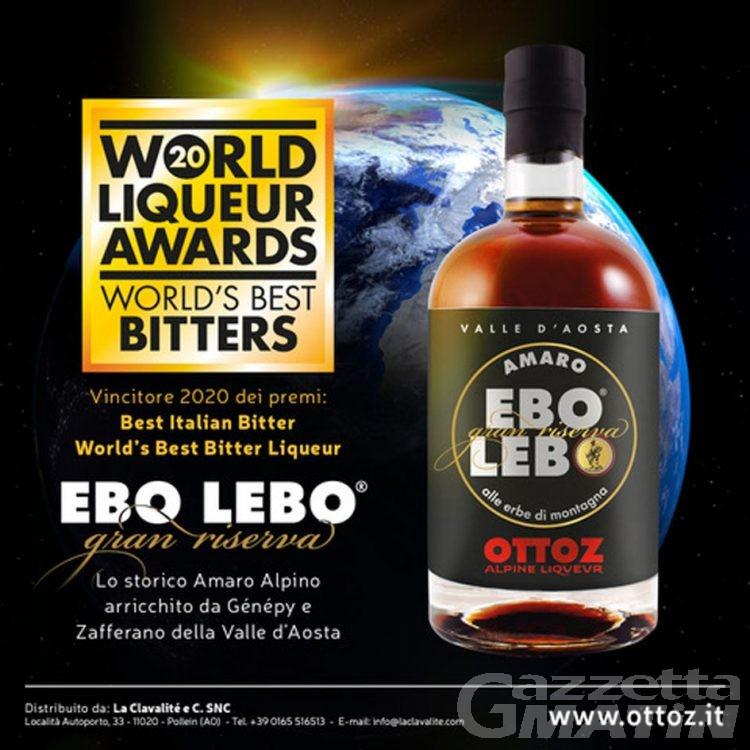 Liquori: Ebo Lebo Ottoz migliore amaro al mondo