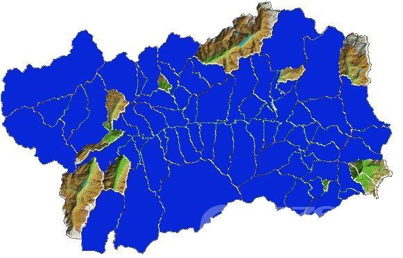 Coronavirus, la mappa del contagio: scendono a 9 i Comuni Bianchi