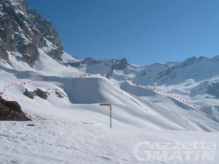 In barba ai divieti: dopo i rocciatori a Courmayeur, sanzionati 2 scialpinisti a Breuil-Cervinia
