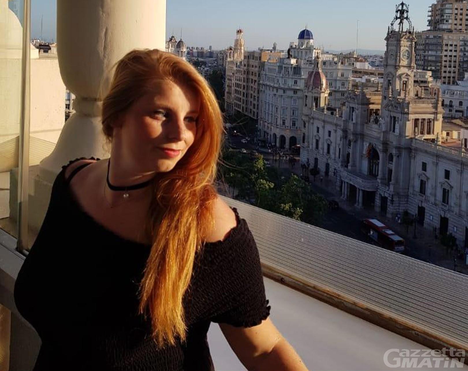 Coronavirus, testimonianza di Martina Brunod: «A Valencia in Spagna nessuna percezione di pericolo»