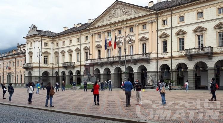 Gruppo Commercianti Valdostani in piazza: «accesso al credito e zero tasse»