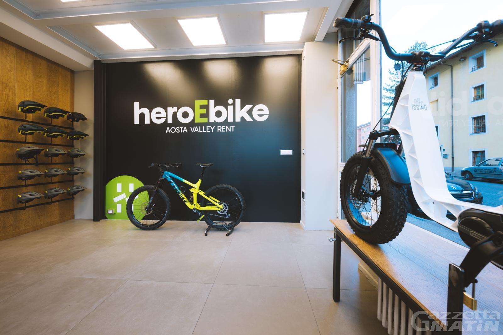 HeroEbike: per la città o il tempo libero, la bicicletta è sempre più elettrica