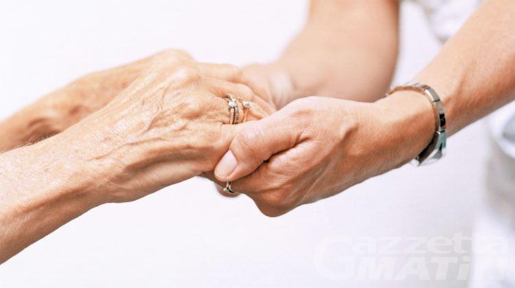 Coronavirus, sbloccati i nuovi inserimenti nelle stutture socio-assistenziali per anziani