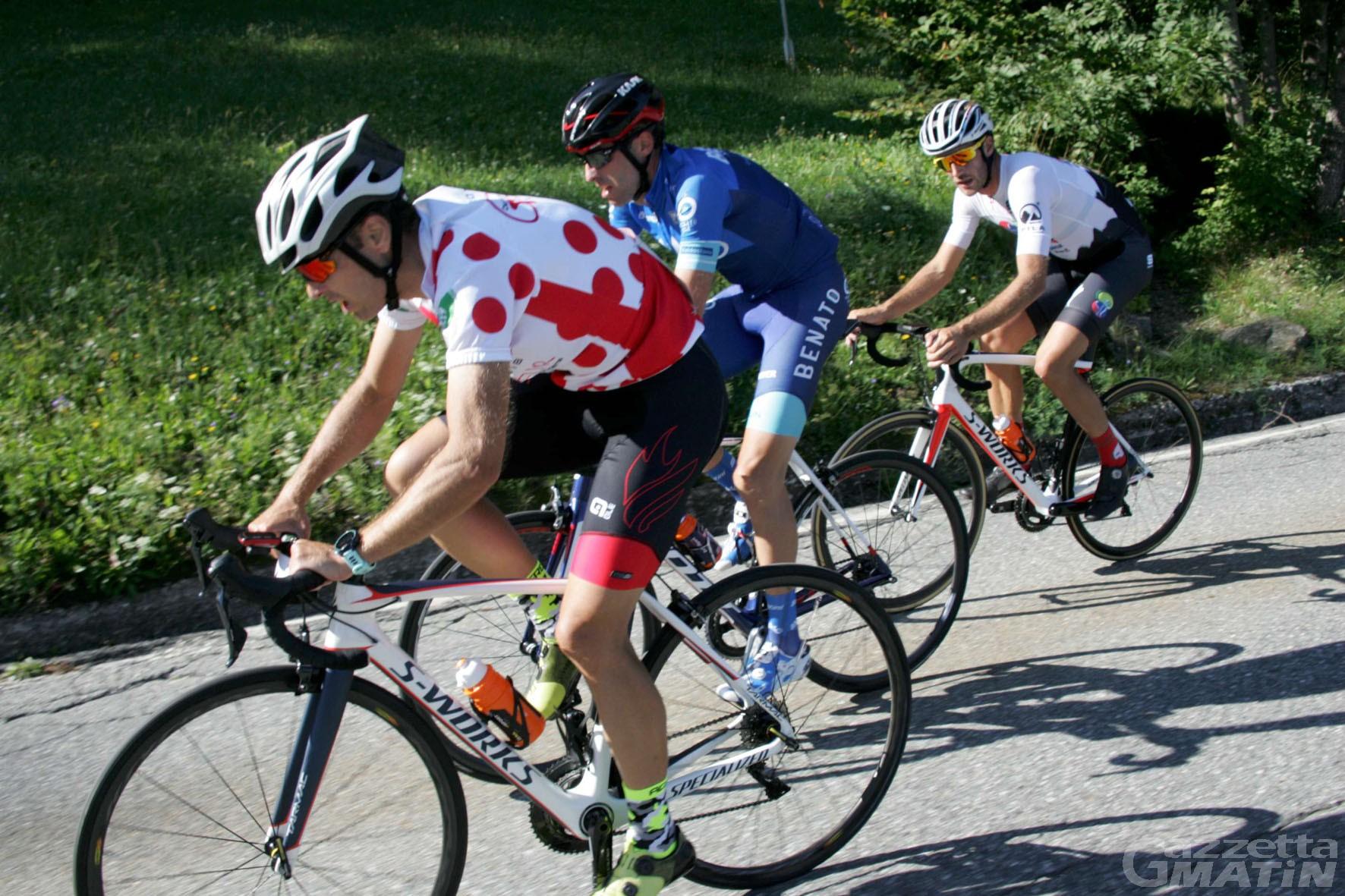 Ciclismo: il nuovo calendario tra cancellazioni e recuperi delle gare in VdA