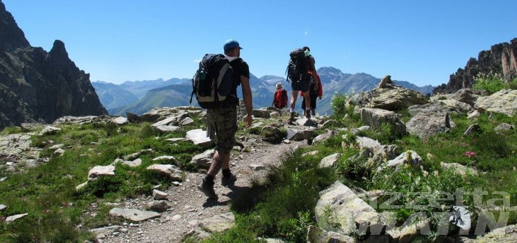 Fase 2: un opuscolo con i consigli per tornare sicuri in montagna
