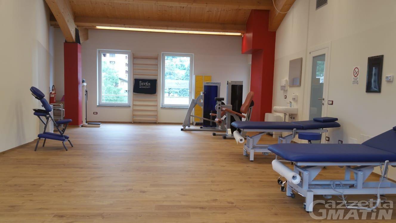 Sport: sono riprese le visite mediche al Palaindoor ad Aosta