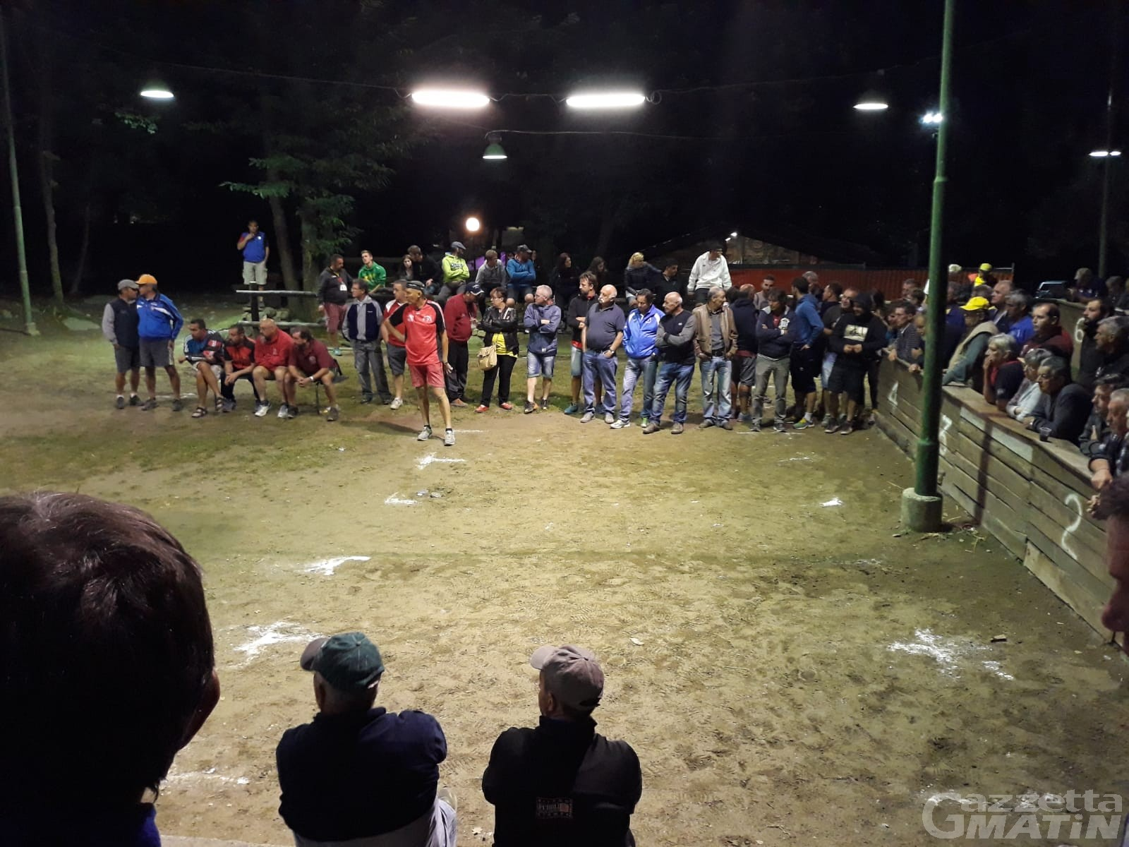 Sport popolari: l'attività ufficiale dei palet ripartirà il 1° settembre