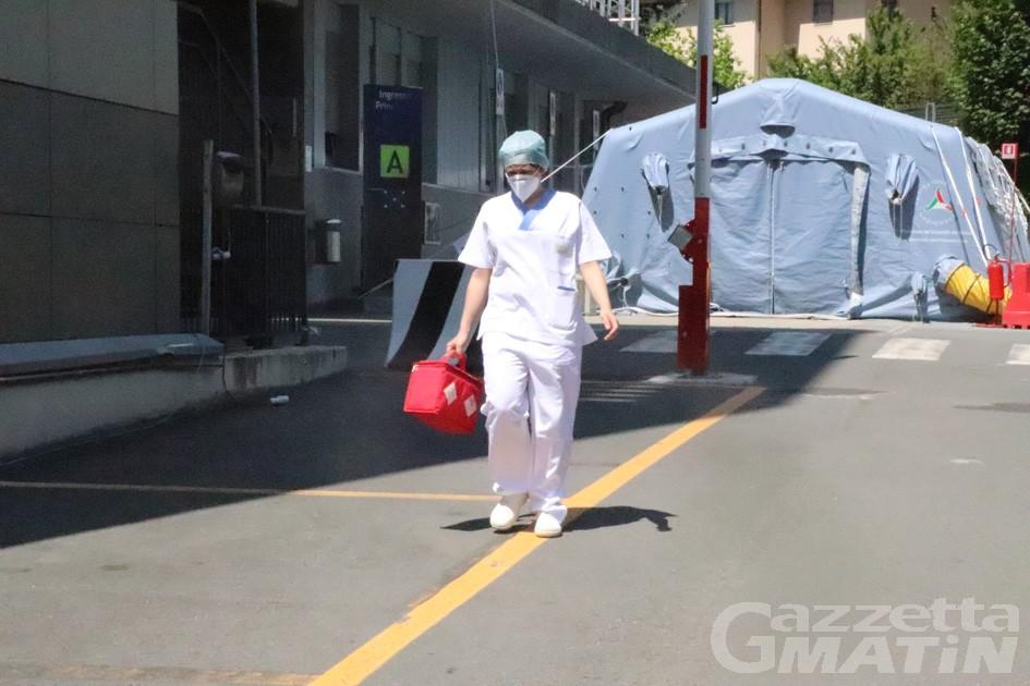 Coronavirus: otto nuovi contagi in Valle d'Aosta nelle ultime 24 ore