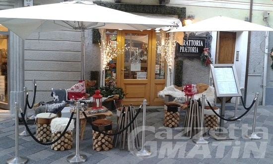Fase 2, Valle d'Aosta: dal 18 maggio riaprono anche bar, ristoranti, estestiti e parrucchieri