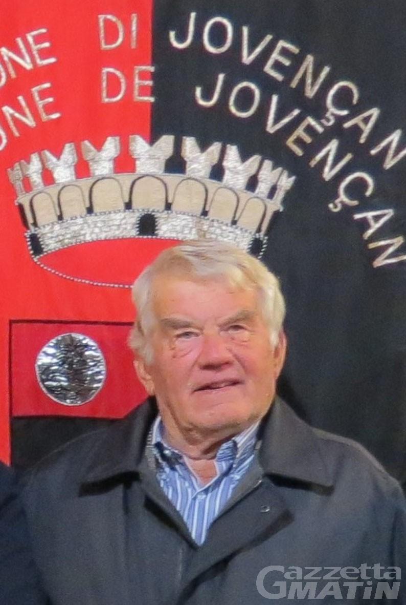 Lutto: la comunità di Jovençan piange la morte di Battista Montrosset